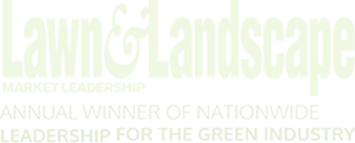 annual winner of nationwide leadership for the green industry